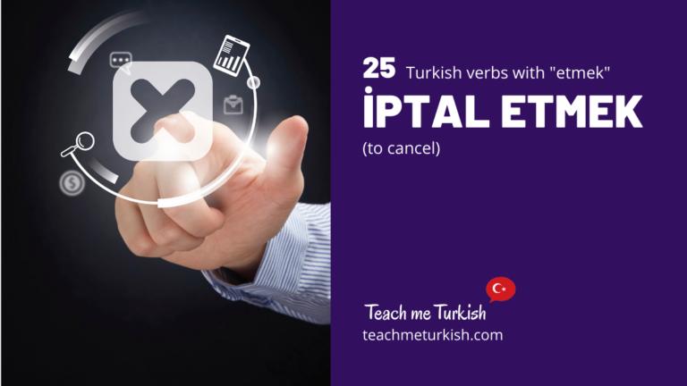 Online Turkish Lessons